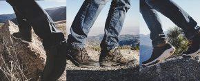 Men's Teva Arrowood 2, Peralta Chukka, And Arrowood Riva Shoes Review