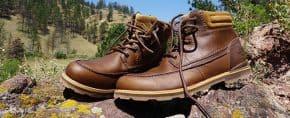 Men's The North Face Bridgeton Chukka Boots Review – Waterproof Full-Grain Leather