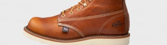"Men's Thorogood American Heritage 6"" Plain-Toe Boots"