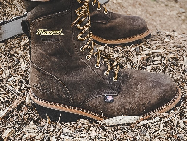 Mens Thorogood Crazyhorse Work Boots Review