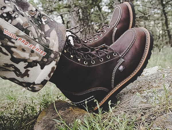 Mens Thorogood Flyway Hunting Boots Reviews