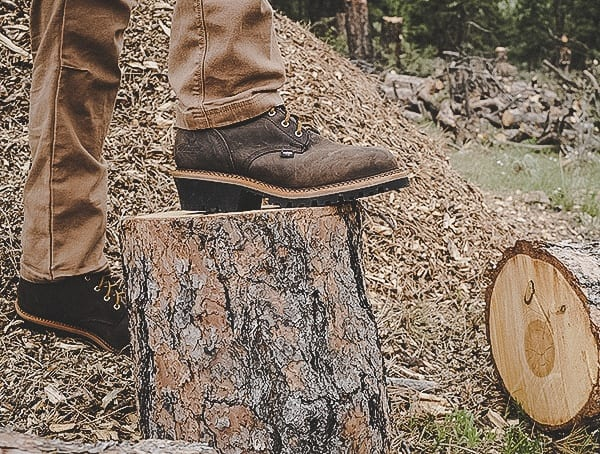 Mens Thorogood Logger Series 9 Inch Brown Crazyhorse Waterproof Work Boots Review