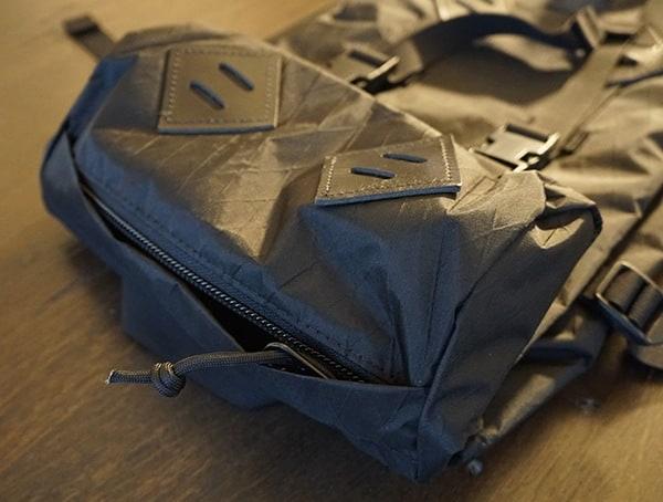 Mens Topo Designs Klettersack Backpack Top Pocket