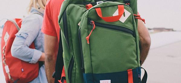 Men's Topo Designs Travel Trip Pack
