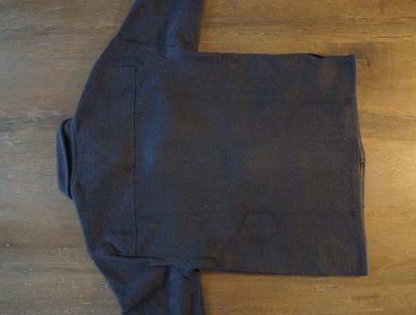 Mens Topo Designs Wool Shirt Back