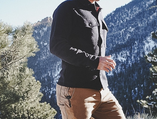 Mens Topo Designs Wool Shirt Reviewed Outdoors Hiking
