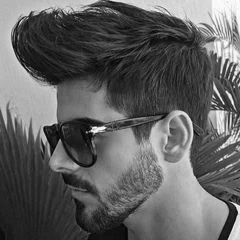 Mens Trendy Hair Styles