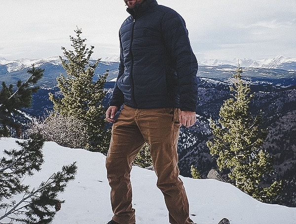 Mens Trew Super Down Shirtweight Jacket Review