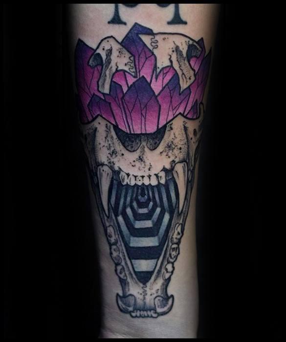 Mens Trippy Tattoo Ideas