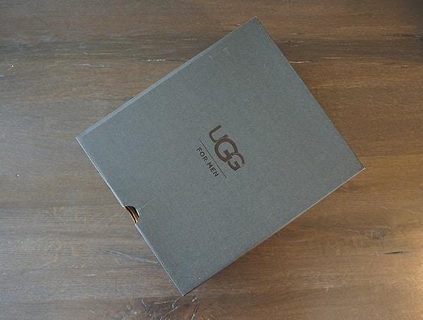 Mens Ugg Waterproof Harkley Boots Shoe Box
