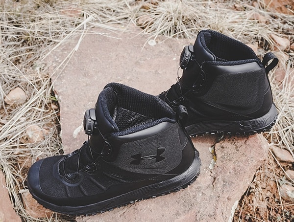 Mens Under Armour Fat Tire Gore Tex Hiking Boots Review