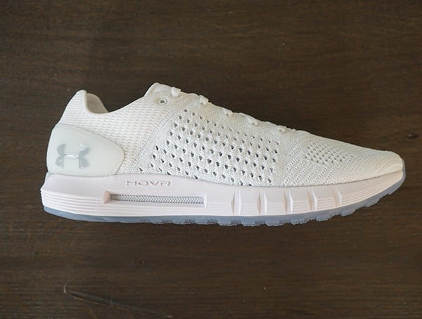 Mens Under Armour Hovr Sonic Running Shoes Side View