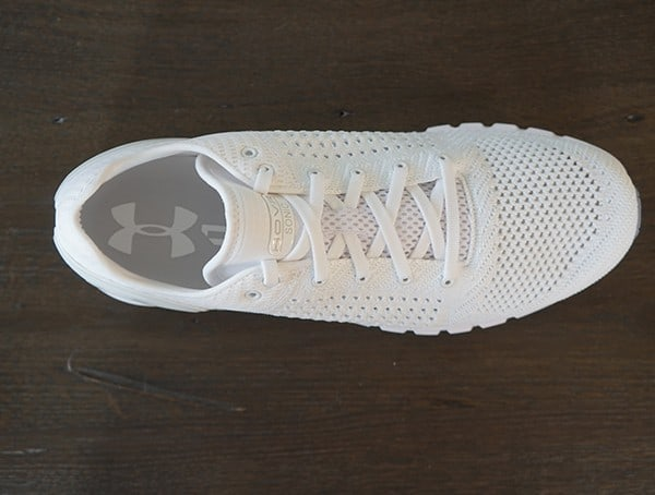 Mens Under Armour Hovr Sonic Running Shoes Top View