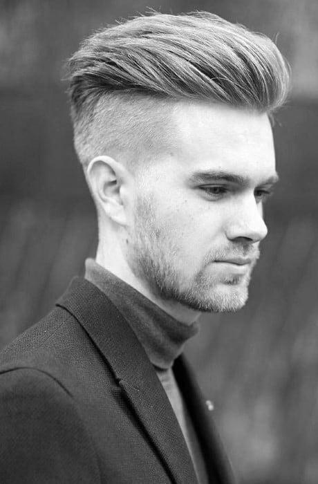 Mens Undercut Haircuts