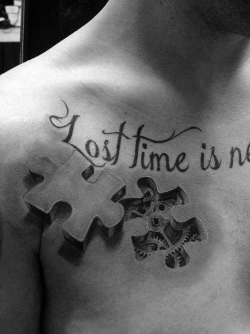 tattoo ideas symmetric