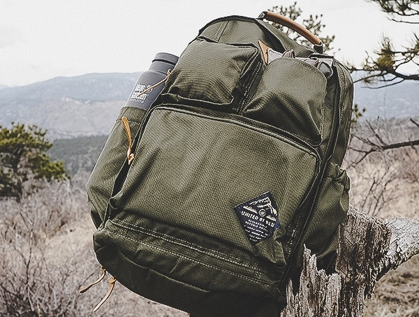 Mens United By Blue 24l Arid Backpack Review