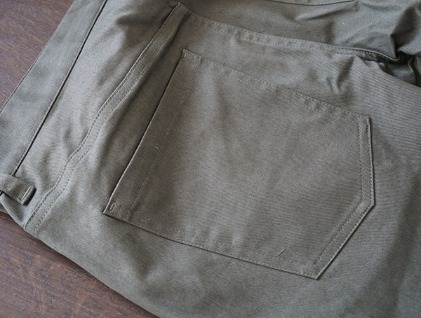 Mens United By Blue Cartwright Pants Rear Pockets