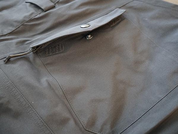 Mens Unzipped Pocket On Dakine Stoker Gore Tex 3l Bib