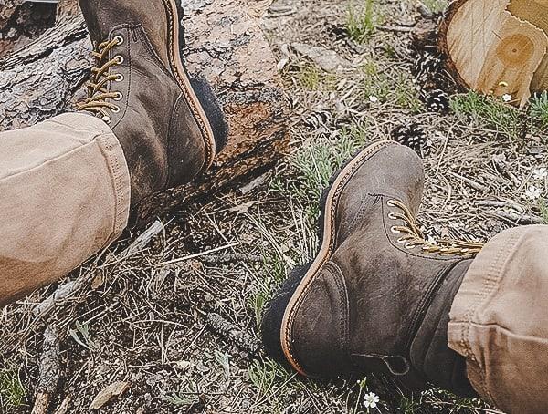 Mens Usa Work Boots Reviews Mens Thorogood Logger Series