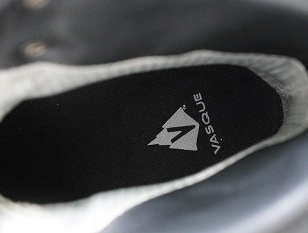 Mens Vasque St Elias Full Grain Gore Tex Boots Insole Detail