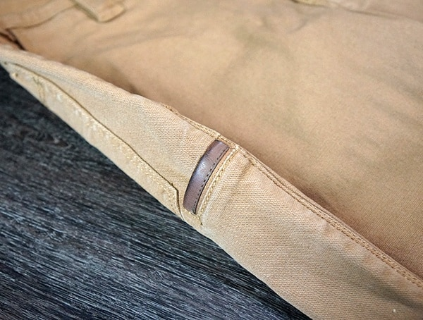 Mens Vertx Delta Strech Pants Side Leather Small Pocket