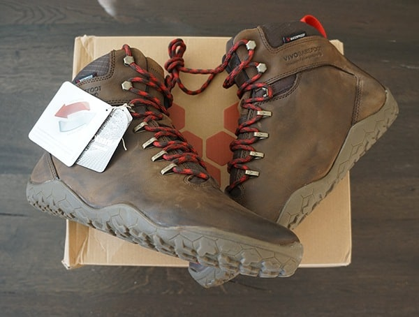 Mens Vivobarefoot Tracker Fg Boots