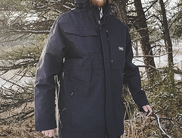 Mens Walls Modern Work Insulated Rain Jacket Review