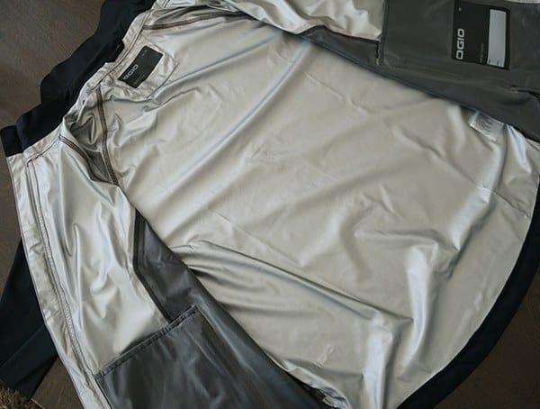 Mens Waterproof Jackets Interior Ogio All Elements Elite Rain