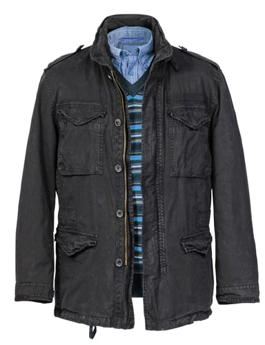 Men's Wedone Pourpoint Leisure Winter Coats
