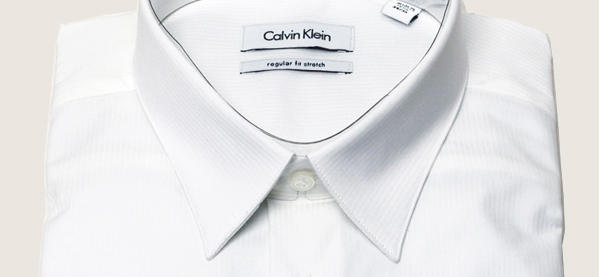 Men's White Dress Shirt For Funeral