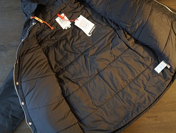Mens Winter Jackets Topo Designs Mountain In Black