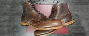 Men's Wolverine Addison 1000 Mile Wingtip Boots Review – USA Made Chromexcel Footwear