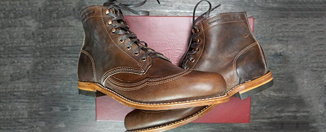 adabbbaab65 Men's Wolverine Addison 1000 Mile Wingtip Boots Review - USA Made ...