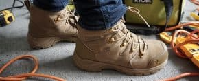 Men's Wolverine Contractor LX CM Boots Review – Waterproof Work Footwear
