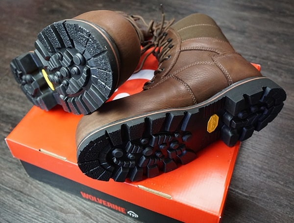 Mens Wolverine Novak Insulated Hunting Boots