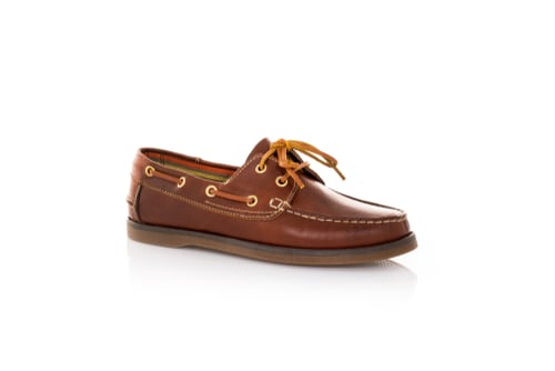 Mephisto Boating Slip On Boat Shoes For Men