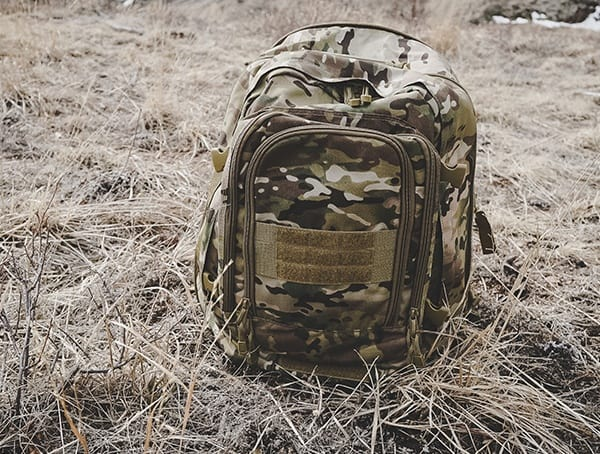 Mercury Tactical 3 Day Strech Backpack Review