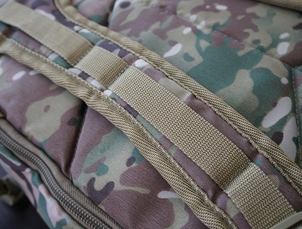 Mercury Tactical 3 Day Strech Backpack Shoulder Strap Webbing