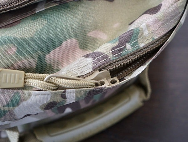 Mercury Tactical 3 Day Strech Backpack Zippered Lock