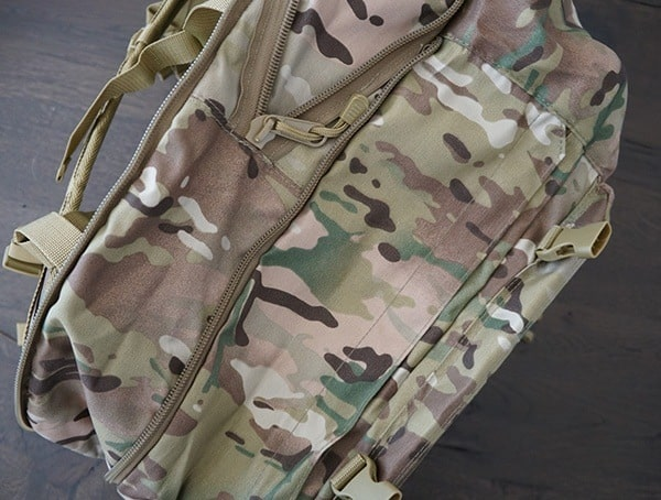Mercury Tactical 3 Day Strech Expanded Backpack
