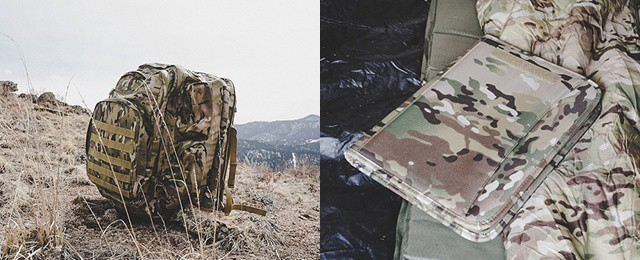Mercury Tactical Gear Zippered Portfolio 3 Day Stretch Plus Recon Patrol Pack Review