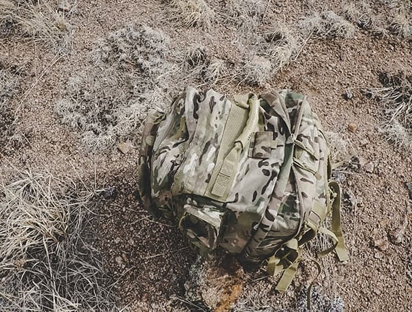 Mercury Tactical Recon Backpack Review
