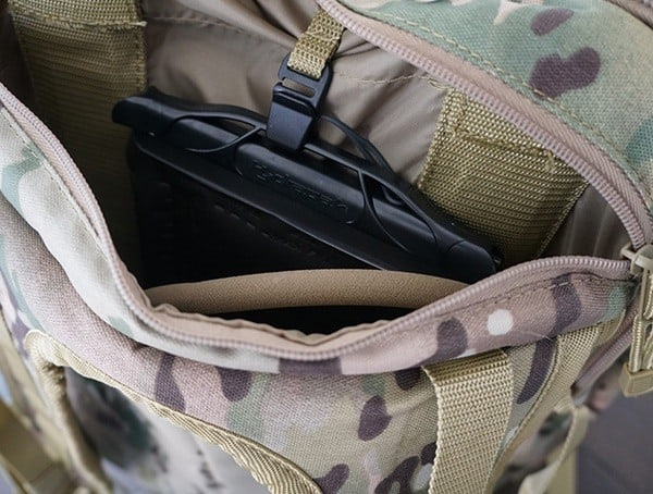 Mercury Tactical Recon Hydration Hanger