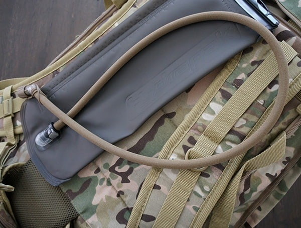 Mercury Tactical Recon With Hydration