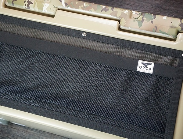 Mesh Back Panel 75 Quart Orca Cooler