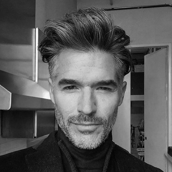 Fine 70 Classic Mens Hairstyles Timeless High Class Cuts Natural Hairstyles Runnerswayorg