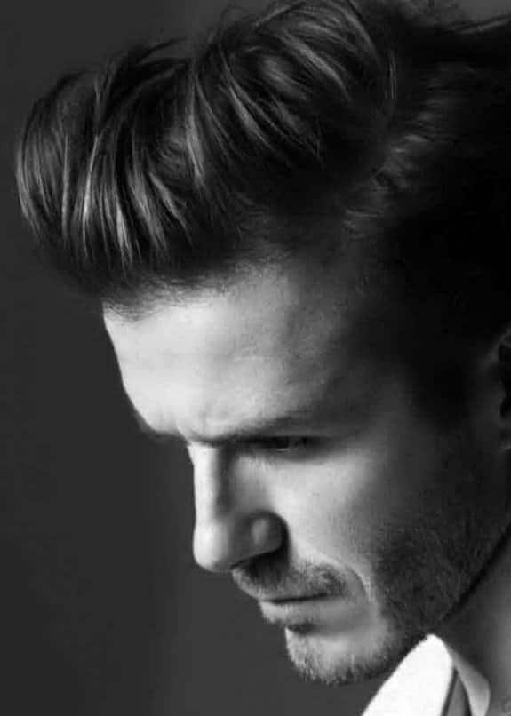 Messy Hair Styles For Men