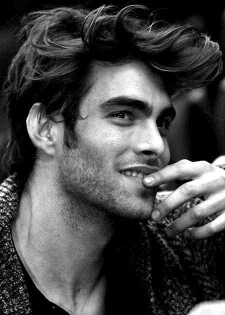 50 Men S Messy Hairstyles Masculine Haircut Inspiration