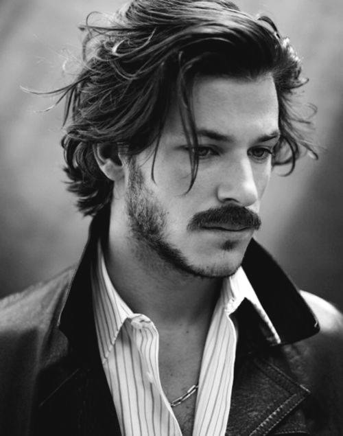 Cool Long Hair Haircuts For Guys 21