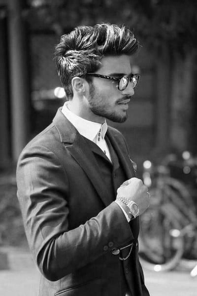 Cool 70 Modern Hairstyles For Men Fashion Forward Impression Short Hairstyles Gunalazisus